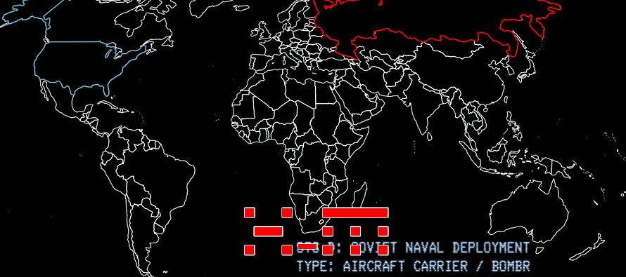 """The New World Cold War"", Guerra fría en el siglo XXI"
